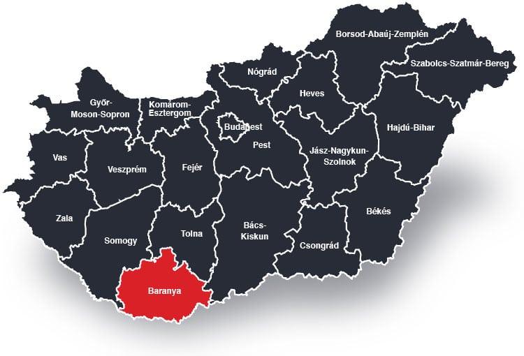 Pécs és Baranya Megye – Biztonsági ajtó beépítéssel