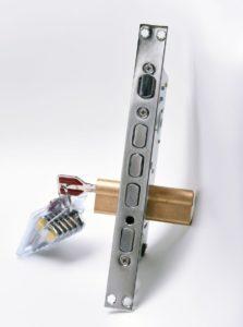 Hisec - Biztonsági zárbetét és cilinder