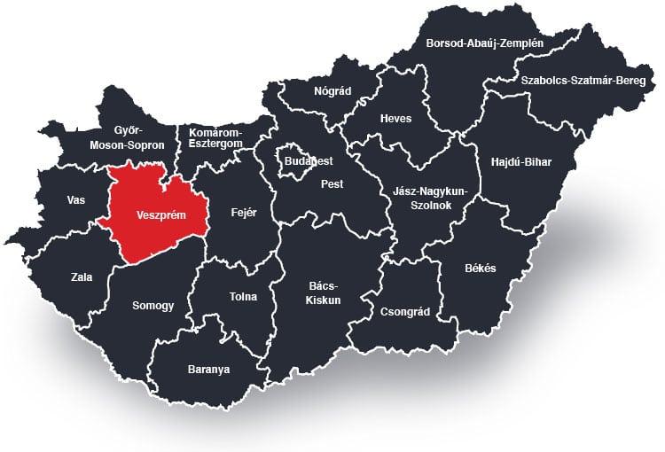Veszprém és Veszprém Megye – Biztonsági ajtó beépítéssel