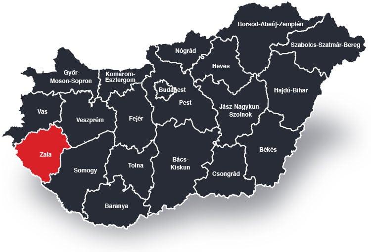 Zalaegerszeg és Zala Megye – Biztonsági ajtó beépítéssel